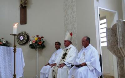 Em seu jubileu, Pe. Maximino se declara muito, muito feliz