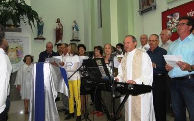 Pároco de Gaurama celebra jubileu de prata de ordenação presbiteral