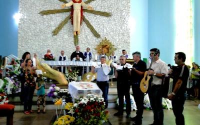 Pe. Gabriel Zucco velado e sepultado em Erval Grande