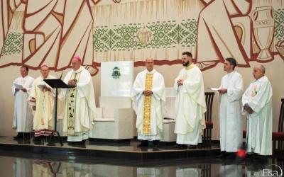 Abertura do ano do centenário da Paróquia São José