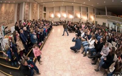 Tríduo preparatório à celebração de início do Ano do Centenário da Paróquia da Catedral São José