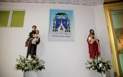 Em missa com participação restrita, Dom Adimir assume a Diocese de Erexim