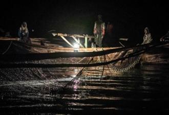 Pescadores degolados no Lago C...