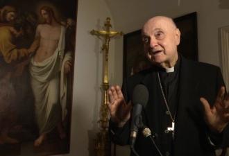 Cardeal Comastri: estamos no m...