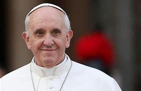 Papa: salvação não está nas co...