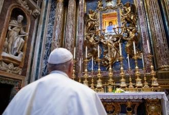 As duas orações do Papa para i...
