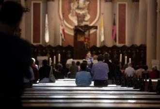 24 horas para o Senhor: Igreja...