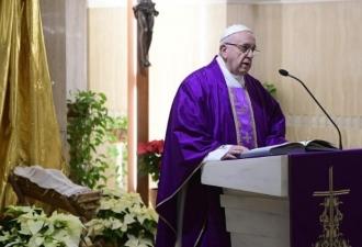 Oração que o Papa pede para re...