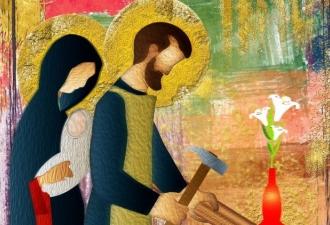 São José, patrono da Igreja