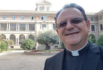 Colégio Pio Brasileiro, em Rom...
