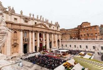Vaticano informa 4 positivos p...