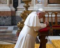 O Papa agradece àqueles que se...