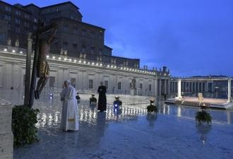 Papa Francisco: Abraçar o Senh...