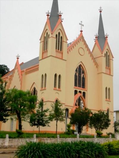 São Valentim Rio Grande do Sul fonte: www.diocesedeerexim.org.br